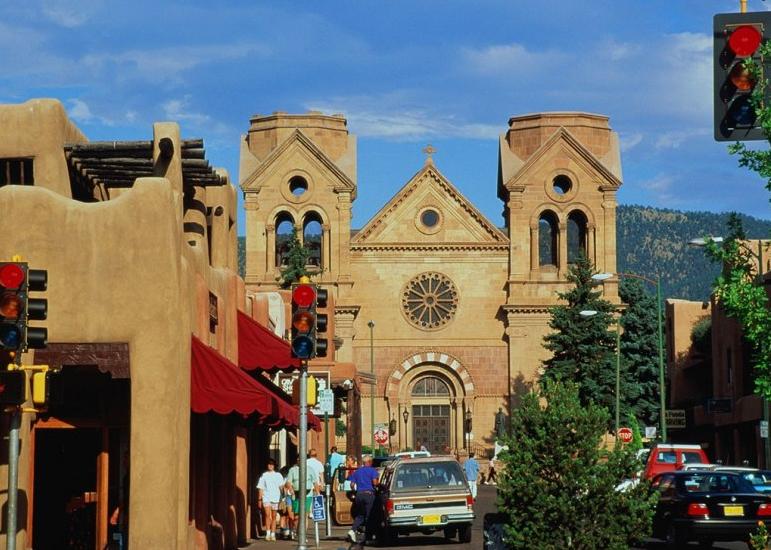 Santa Fe Cathedral